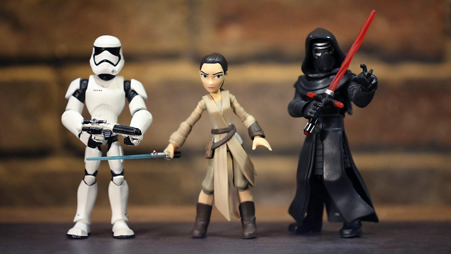 Disney Toybox Action Figures, $10.36 Each (shopDisney Exclusive)