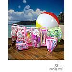 Women's Summer Bonanza Razor Pack $18.75 + FS @dorcousa.com