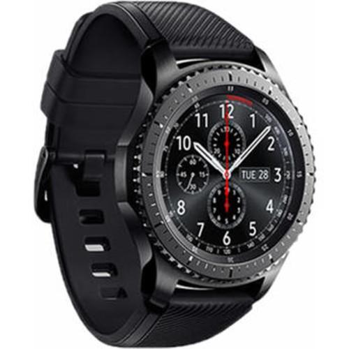 Gear S3 frontier Smartwatch + $100 Best Buy Gift Card $349
