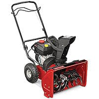"""Sears Deal: Craftsman 22"""" 179cc Dual Stage Snow Thrower $399 tonight at 6 PM CT"""