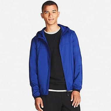 Uniqlo - Men's Pocketable Parka - $9.90 (various colors)