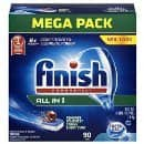 Amazon Deal: Finish Powerball Tabs Dishwasher Detergent Tablets, Fresh Scent, 90 Count $9.77 (w/ 5% S&S) @ Amazon