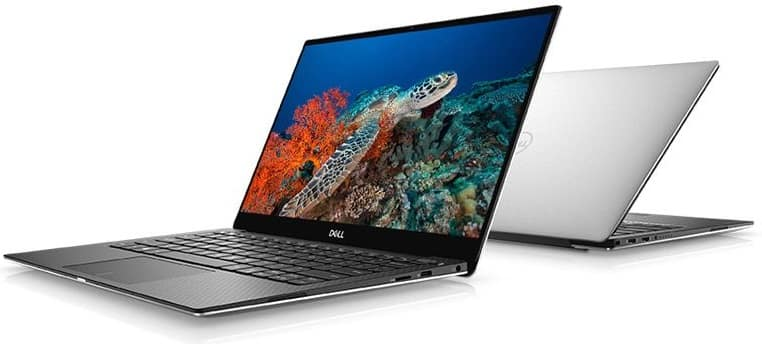 "Dell XPS 7390 - $1,148.04 Refurbished i7-10710U hexacore 13"" clamshell, 4K touch display, 512GB SSD, 16GB RAM"