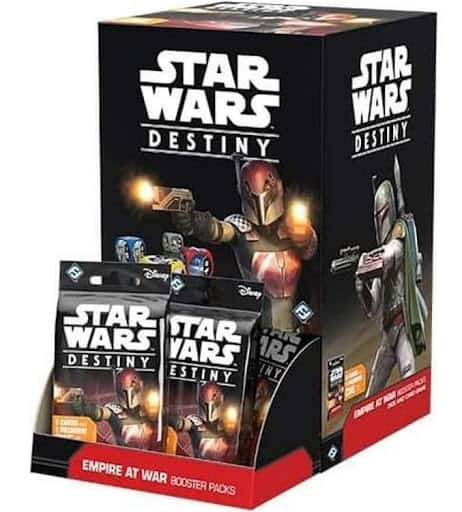 Star Wars Destiny Dice Empire at War Booster Box (36ct) $48 or $36AC (Walmart via Google Express code) Free Ship