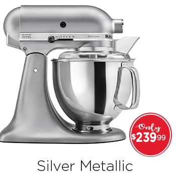 Kitchenaid Artisan Stand Mixer - $179.99 after $60 Rebate ...