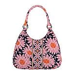 Vera Bradley Large Hobo Satchel in Loves Me $34