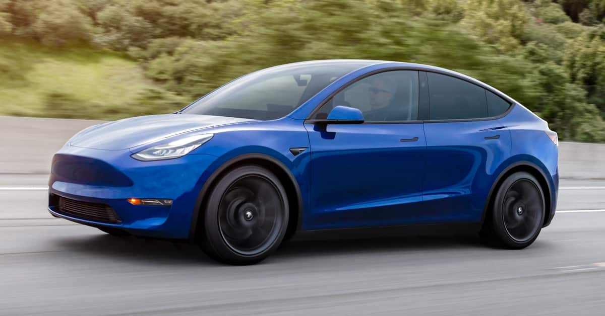 Tesla Model Y standard range available for $39,990, 7 seat config released as $3000 option