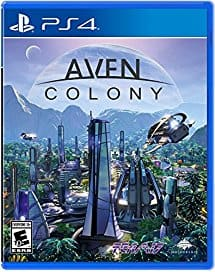 Aven Colony PS4, Xbox One) $10 - GameStop and Amazon (add-on item) $9.99