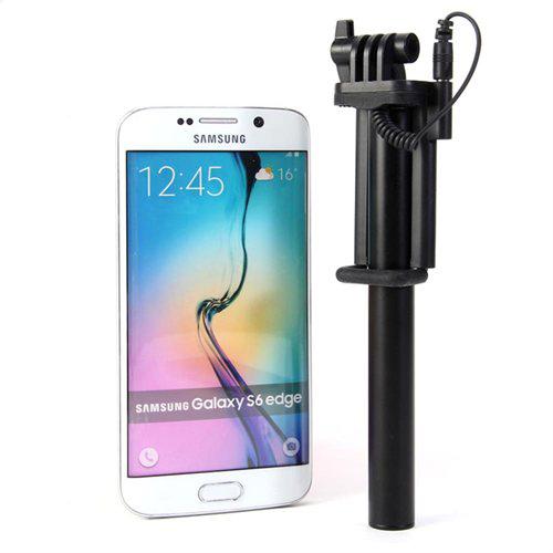 Ultra Mini Selfie Stick No Battery Required $3.98 + FS @ Rakuten