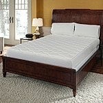 Quilted Top 10-inch Full-size Memory Foam Mattress $249.29 + ship @overstock.com