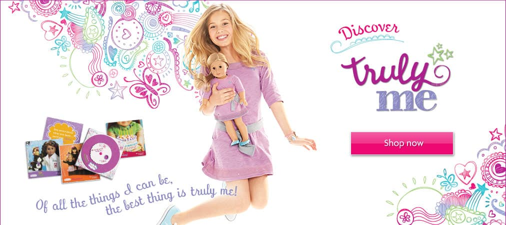 American Girl ~ 20% and Free Shipping