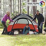 Copperhead Outdoor Camping Tent - Assorted Styles $29.99 + fs @tanga.com