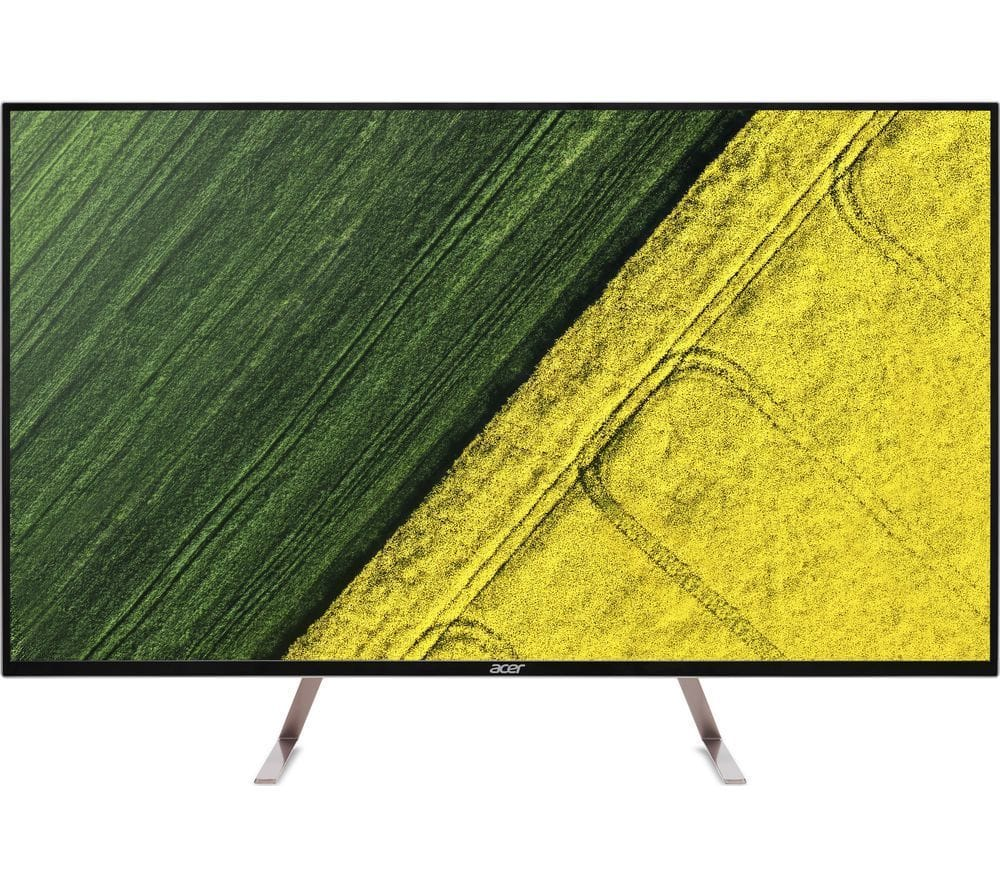 "Acer 43"" ET430K Widescreen 4K UHD 5ms 60hz 16:9 IPS monitor (Certified Refurbished) - $391.99 w/ Free Shipping"