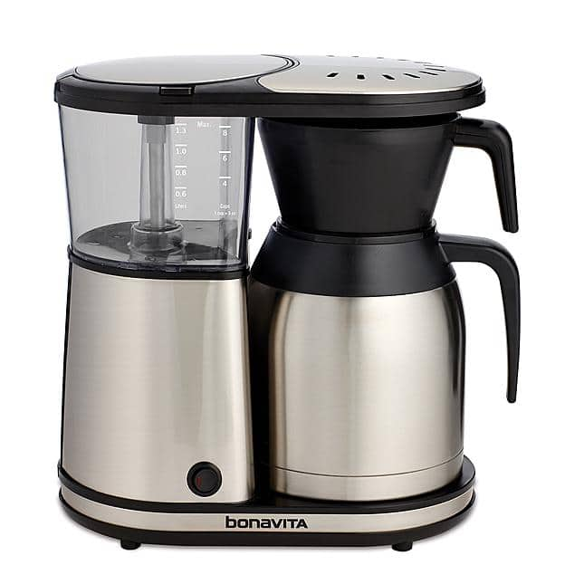 Bonavita BV1900TS- 8-cup Stainless Steel Carafe $113 - Sears YMMV $105