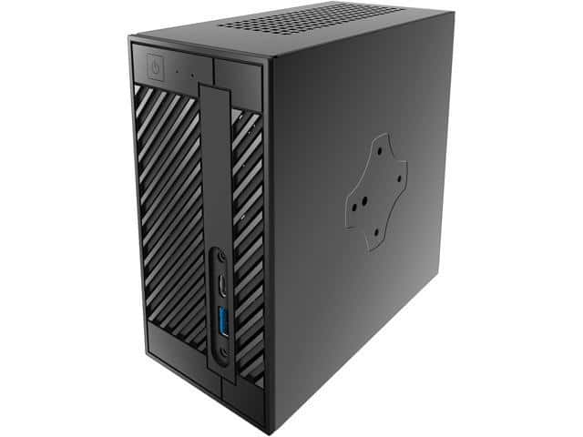 ASRock Deskmini 110W Intel Socket LGA1151 Intel H110 2 x 260Pin SO-DIMM $105 after $20 MIR $125