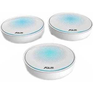 Asus lyra home wifi system ac2200 tri-band mesh whole home wifi system. Map-ac2200 $150