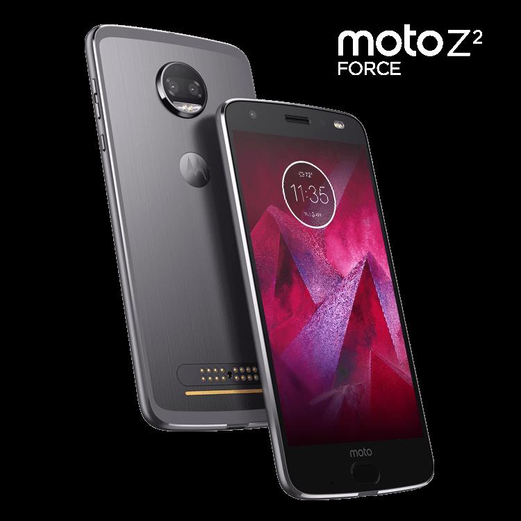 T-Mobile Motorola Moto Z2 Force + Motorola Insta-share Projector $500