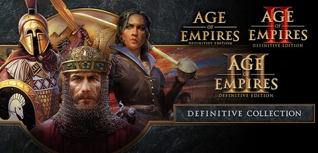 Age of Empires Definitive Collection Steam Key for PC - Buy now - $18