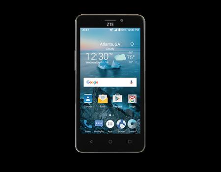 ATT - ZTE Maven 2 GoPhone Free w/ $30 prepaid refill