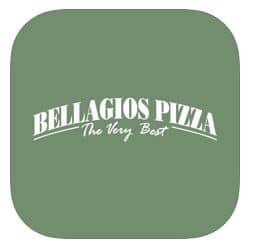 Download Bellagio's Pizza app and sign up account for $20 rewards instantly available (OR / Vancouver WA residents)