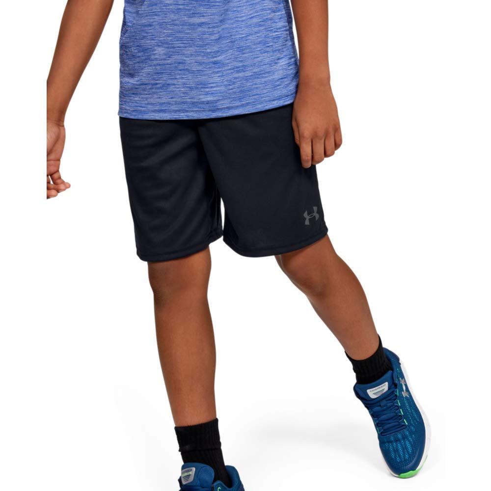 Under Armour Boy's Prototype Wordmark Shorts (S,M,L,XL) $12.00 at Amazon
