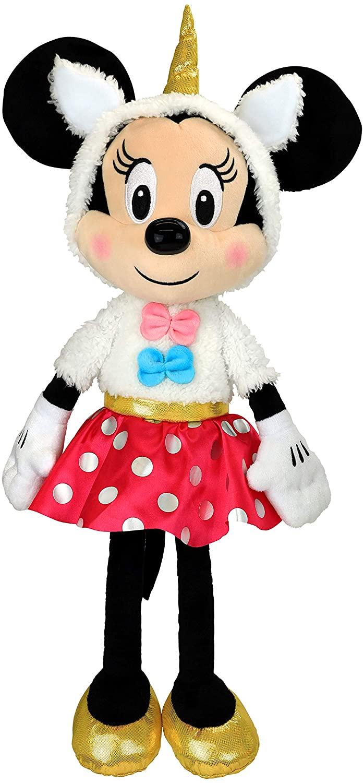 "16"" Disney Junior Minnie Mouse Unicorn Plush $7.10 at Amazon"