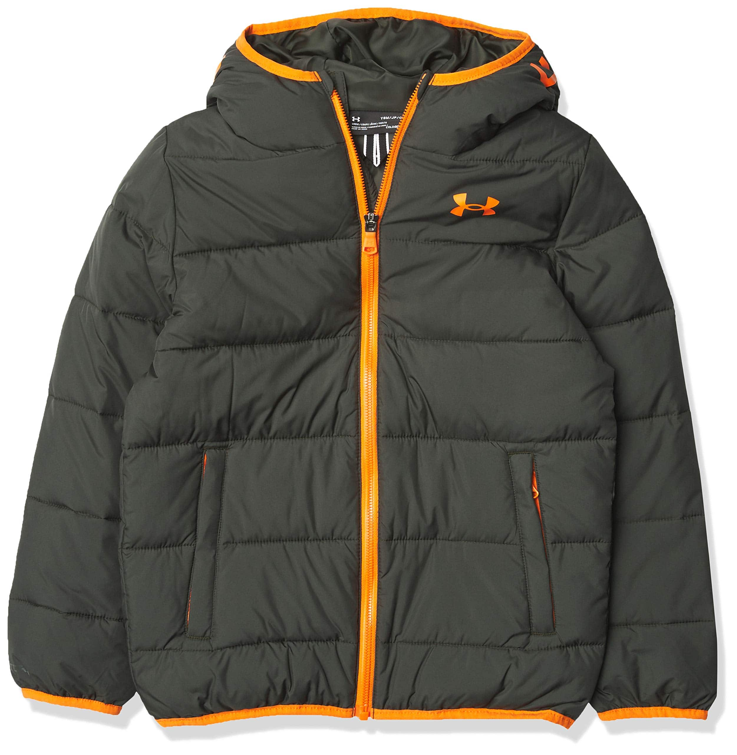 Under Armour Boys' Pronto Puffer Jacket (Large) $25.90 at Amazon