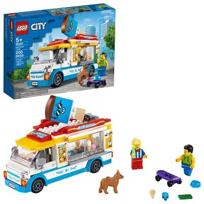 200-Piece LEGO City Ice-Cream Truck $16 at Walmart