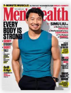 Magazines: Men's Health $7.50/2Yrs, Entrepreneur $4/YR, Popular Mechanics $5.75/YR & More