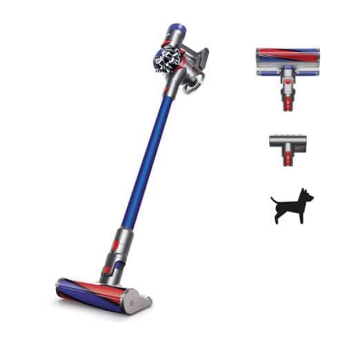 Dyson V7 Fluffy HEPA Cordless Vacuum Cleaner (New) $199.99 + Free Shipping