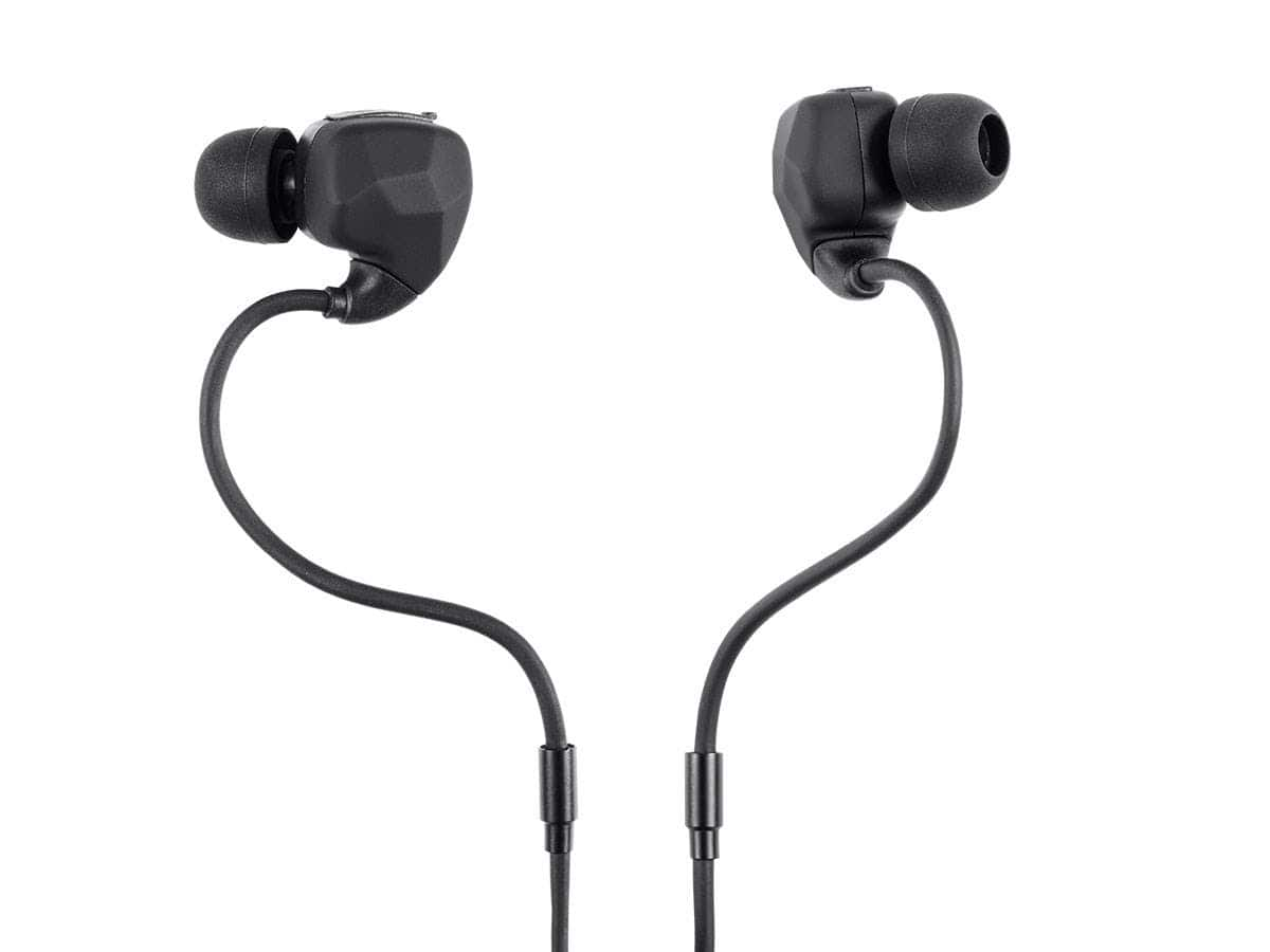 Monoprice Sweatproof Bluetooth Wireless Earbuds Headphones w/ Memory Wire and Mic - 2 for $12 + Free Shipping