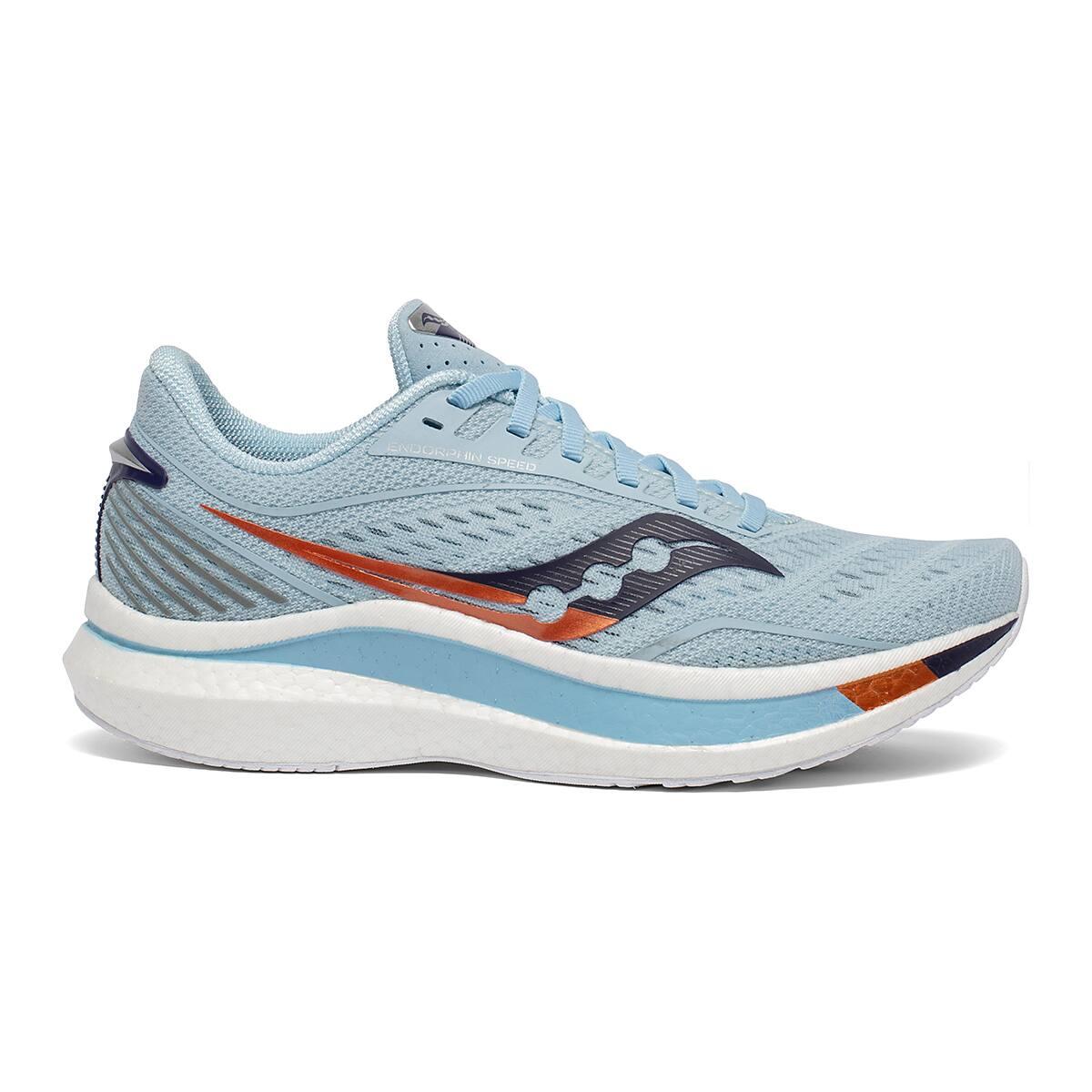Saucony Endorphin Speed Running Shoe $89.98 w/Free S/H