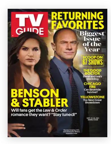 Magazines: TV Guide $8.50/Yr, Star Digital $14.95/Yr, Popular Mechanics $5.75 & More