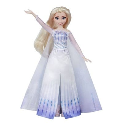 Disney Frozen 2 Musical Adventure Singing Elsa Doll $12.59 - Target / Amazon