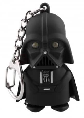 Free Darth Vader LED Keychain with Sound