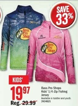 f8d539d3 Bass Pro Shops Black Friday: Bass Pro Shops Toddler or Youth 1/4- · See Deal