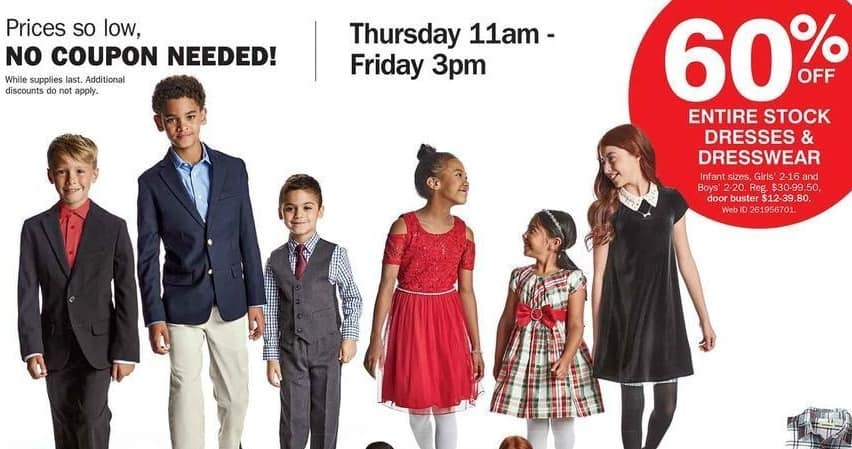 Bon-Ton Black Friday: Dresses and Dresswear for Infants, Girls and Boys - 60% Off