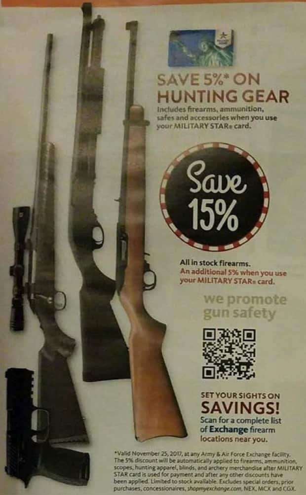 AAFES Black Friday: Hunting Gear - 15% Off