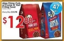 Rural King Black Friday: Alpo Prime Cuts or Come N' Get it Dog Food for $12.88
