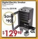 Rural King Black Friday: Char-Broil Digital Electric Smoker with SmartChef Technology for $129.98