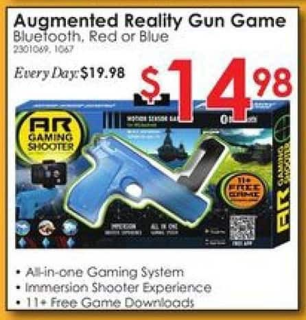 Rural King Black Friday: Augmented Bluetooth Reality Gun Game for $14.98
