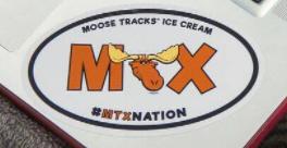 Free Moose Tracks Ice Cream Magnet or Sticker