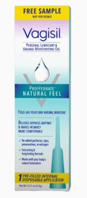 Vagisil Prohydrate Moisturizing Lubricant