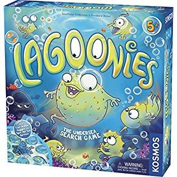 Thames & Kosmos Lagoonies (The Undersea Search Game) Game $9.53 @Amazon