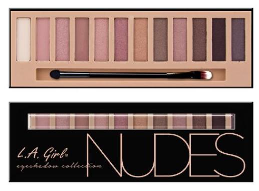 L.A. Girl Beauty Brick Eyeshadow, Nudes $4.00 *Add-On