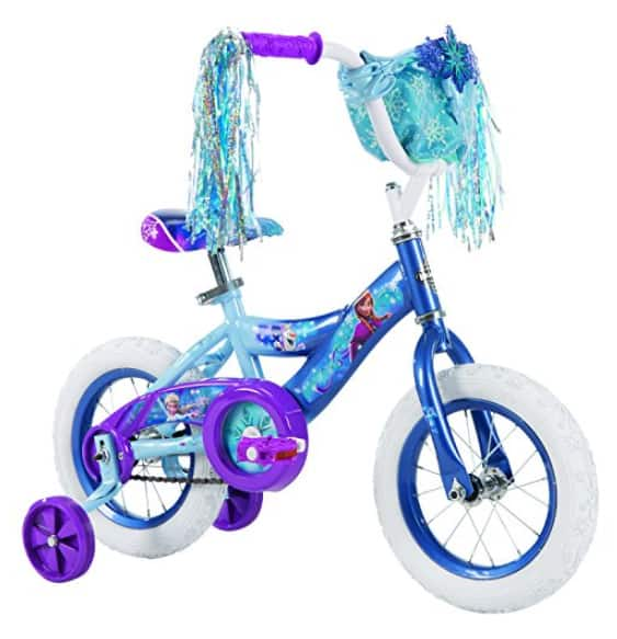 """12"""" Disney Frozen Bike by Huffy $44.97 (New) or $38.22 (Very Good) @Amazon Free Shipping"""