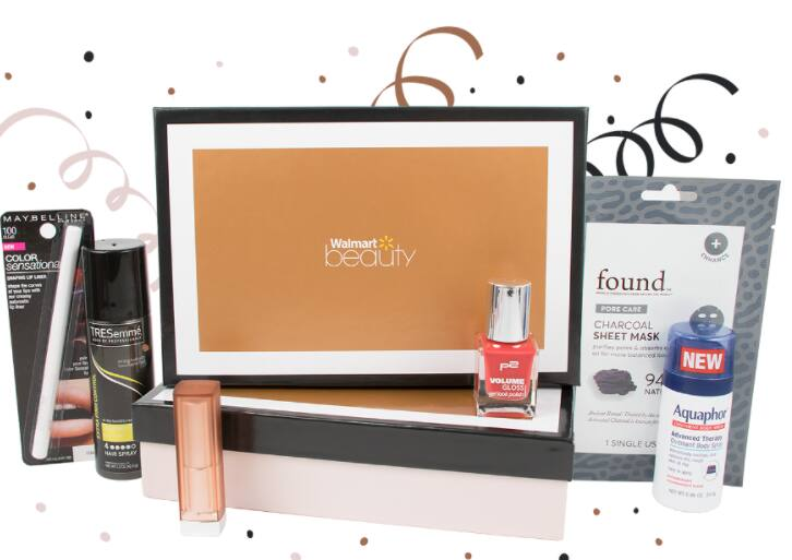 Walmart Spring Beauty Boxes $5.00 Ladies, $7.00 Men's + Limited Edition INSTYLE Box $5.00  - Free Shipping