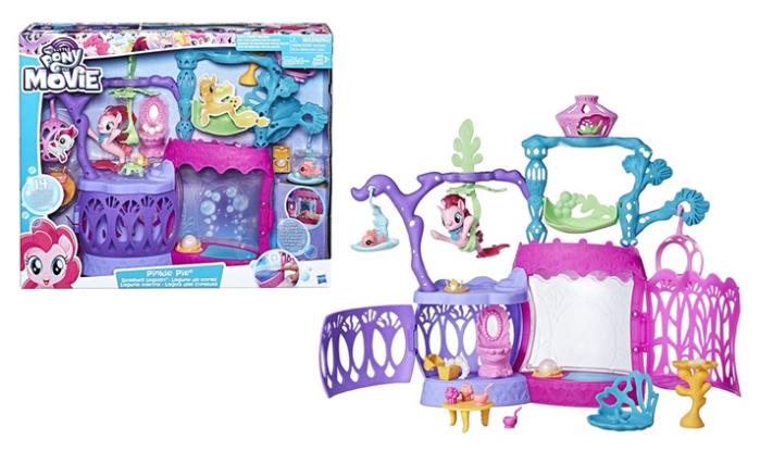My Little Pony Seashell Lagoon Playset $19.99 (Reg. $40) @Walmart