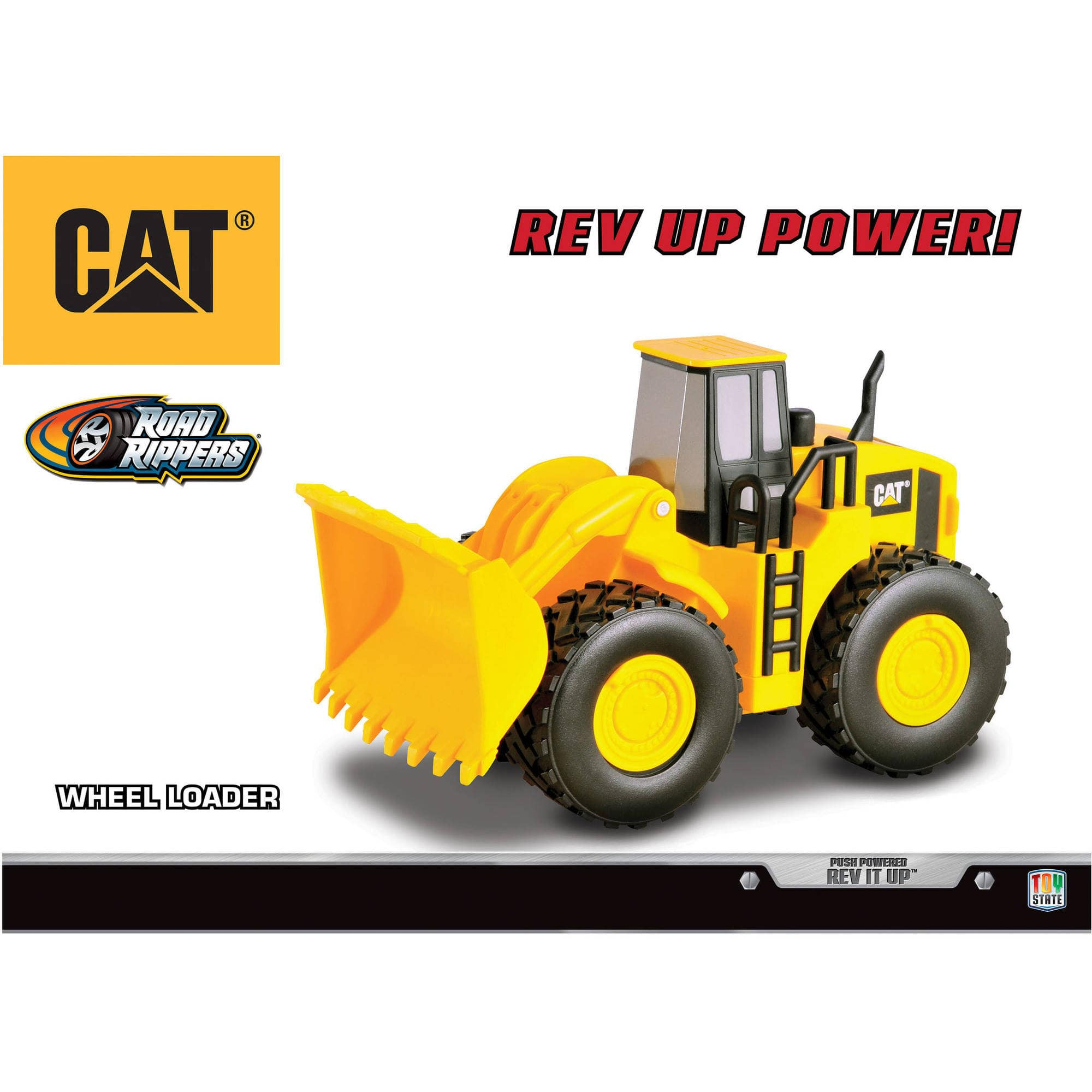 Caterpillar Rev It Up Motorized Loader $5.74 @Walmart