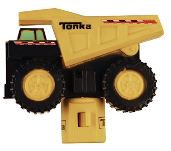 LED Tonka Dump Truck Night Light $2.62 (Now $2.45) @Amazon *Add-On or Alexa* (Free Ship)